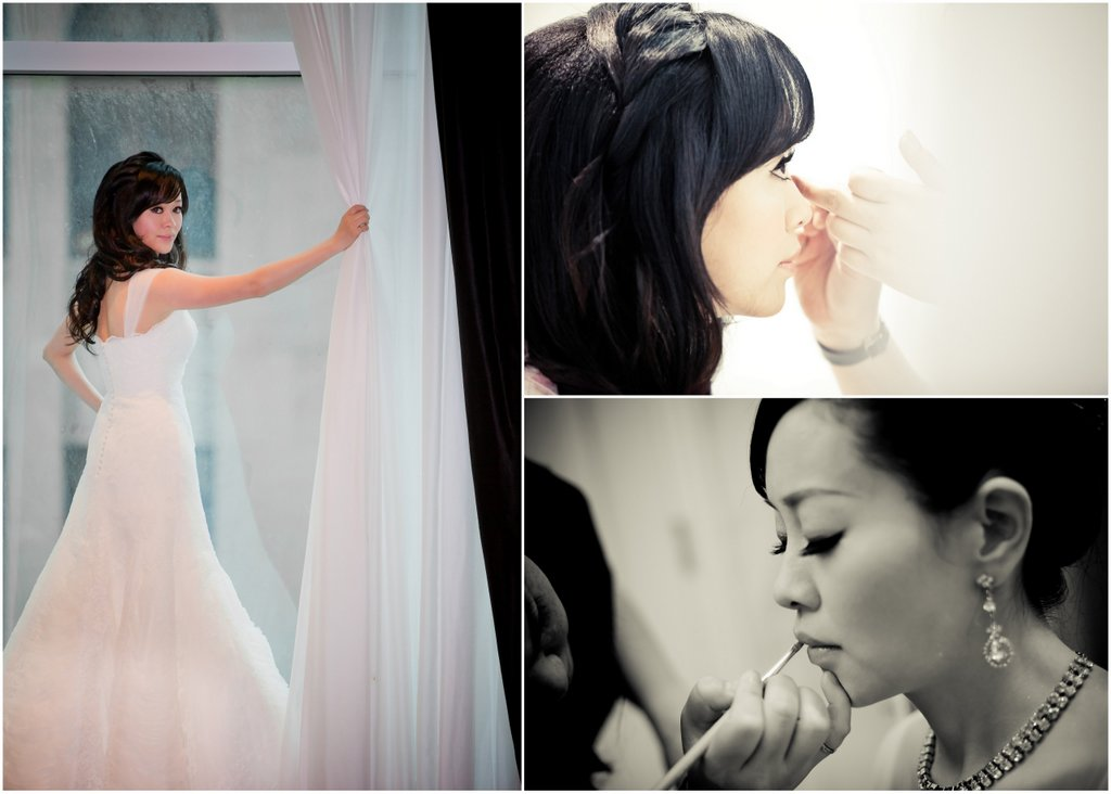 Thank you Yi for your beautiful pictures. Makeup/hair : Satine
